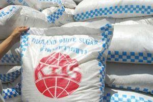 Phú Yên: Phát hiện, thu giữ 6 tấn đường nhập lậu