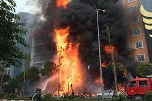 61 người tử vong vì cháy nổ trong 3 năm