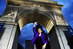 Bầu cử Tổng thống Mỹ 2020: Bà Elizabeth Warren bứt phá lên vị trí dẫn đầu ứng viên đảng Dân chủ
