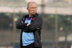 HLV Park Hang-seo bỏ ngỏ khả năng 'trảm' trò cưng ở trận gặp Malaysia