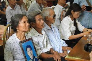 Sau khi Pháp luật Plus vào cuộc, VKSND tỉnh đã xin lỗi 3 người dân oan gần 40 năm trước ở Vĩnh Phúc