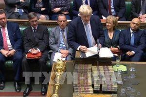 Thủ tướng Anh lại đối mặt với cuộc phản kháng nội bộ