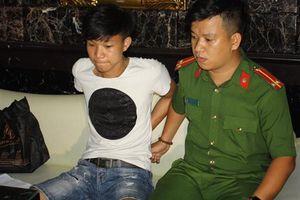 Bắt nam thanh niên mở 'tiệc ma túy' mừng sinh nhật tại quán karaoke ở Đà Nẵng