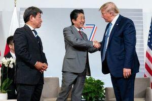 Mỹ-Nhật ký Hiệp định: Lời nhắn cho EU và Trung Quốc