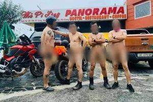Chủ trang facebook phát trực tiếp video nhóm người khỏa thân ở Mã Pì Lèng lên tiếng xin lỗi