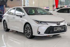 Toyota Corolla Altis 2020 mở bán tại Malaysia, giá từ 713 triệu đồng