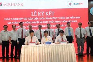 EVNSPC hợp tác với Agribank thực hiện Dự án đường dây 220kV Kiên Bình - Phú Quốc