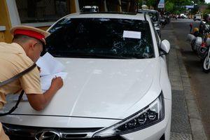 Tăng cường 'phạt nguội' phương tiện phạm luật giao thông tại phố cổ Hội An