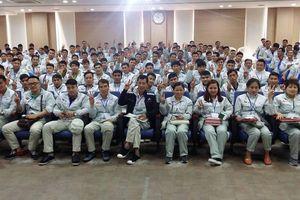 Hàn Quốc thay đổi chế độ cho lao động bất hợp pháp tự nguyện về nước
