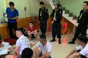 Đột kích hàng loạt tụ điểm tín dụng đen tại Quảng Bình