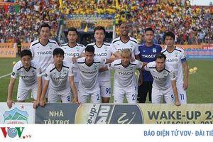 HAGL nằm trong nhóm CLB đủ chuẩn dự cúp châu Á
