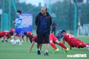 HLV Park Hang Seo họp báo trước trận Việt Nam vs Malaysia