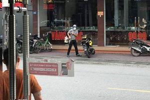 Kẻ cầm súng cướp tiệm vàng ở Quảng Ninh bị bắt sau 1 ngày lẩn trốn