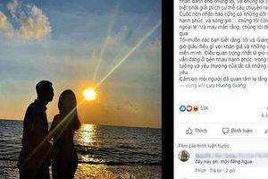 Hàng loạt sao Việt gửi lời chúc mừng đến vợ chồng Hồ Hoài Anh - Lưu Hương Giang sau lùm xùm ly hôn chấn động