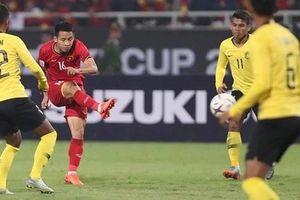 Tiền đạo đang có phong độ tốt nhất Malaysia tiết lộ 'dấu hiệu' vượt qua Việt Nam