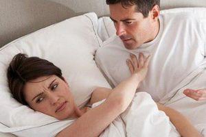 Mắc bệnh sợ 'gần gũi' chồng, nhiều phụ nữ phải đi khám tâm thần