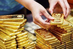 Giá vàng tăng vọt sau khi biên bản cuộc họp của Fed được phát hành