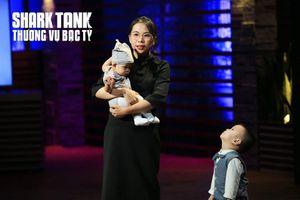 Shark Tank mùa 3 tập 12: Từ chối Shark Linh, 'mẹ bỉm sữa' chọn Shark Việt vi 'cảm thấy đồng cảm'