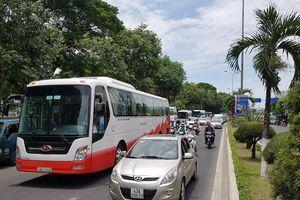 Đà Nẵng siết xe khách, xe tải: Gần 100 xe bị xử phạt