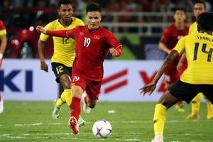 Hạ Malaysia, đội tuyển VN và Quang Hải được thưởng nóng 1,2 tỉ