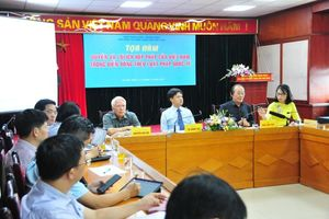 Tọa đàm 'Quyền và lợi ích hợp pháp của Việt Nam trong Biển Đông theo luật pháp quốc tế'