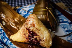 Bánh tro có truyền thống hơn 2.000 năm ở Trung Quốc