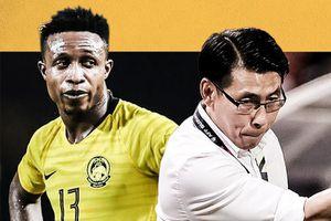 Những lần mạnh miệng của Malaysia trước khi đấu tuyển Việt Nam