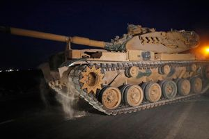 Thổ Nhĩ Kỳ tấn công Syria - bước ngoặt cho cuộc chiến 8 năm