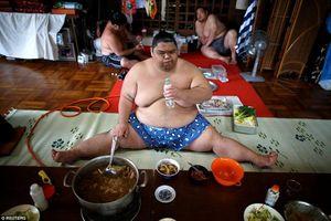 Món lẩu tốn hàng cân thịt dành cho võ sĩ sumo có gì đặc biệt?