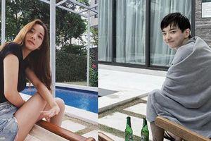 Bạn gái cũ của T.O.P muốn viết truyện về tình mới
