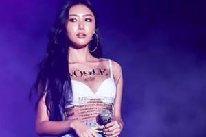 Nữ rapper Hàn sở hữu gu thời trang gây tranh cãi