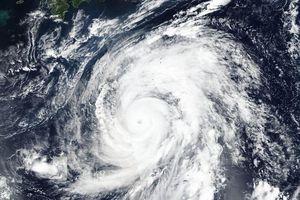 Siêu bão với sức gió 270 km/h chuẩn bị đổ bộ Nhật Bản