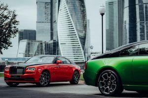 Ngắm bộ sưu tập Rolls-Royce đặc biệt 'Đêm Moscow'