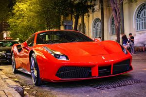 Ngắm Ferrari 488 GTB Spider mới tậu của Cường Đô La