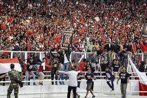 AFC ra án phạt cho Indonesia