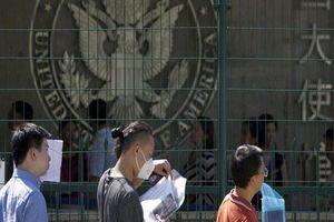 Bắc Kinh tung 'đòn' trả đũa Mỹ vì hạn chế cấp visa cho các quan chức Trung Quốc