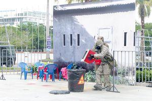 Đà Nẵng: Diễn tập ứng phó sự cố bức xạ, hạt nhân