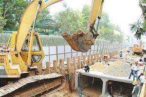 Gần 220 tỷ đồng xây dựng hệ thống thoát nước quận Bình Thạnh