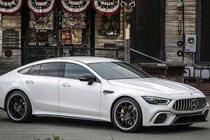 Mercedes-AMG GT 4MATIC+ 4 Door từ 6,3 tỷ tại Việt Nam?