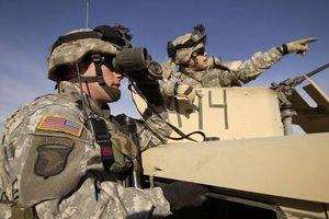 Mỹ quyết định di dời quân đội ở miền bắc Syria