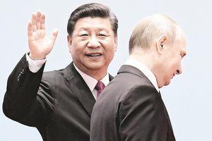 5 năm nhìn lại Quan hệ Nga - Trung Quốc