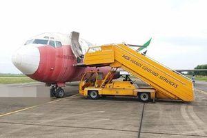 Đề nghị đổi 3 suất dưỡng lão lấy máy bay bỏ hoang ở Nội Bài