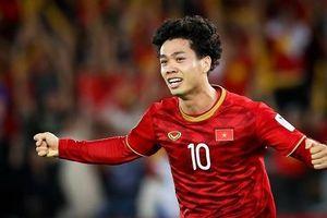 Báo Hàn Quốc nói điều bất ngờ về Công Phượng trước trận gặp Malaysia
