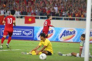 Đội tuyển Việt Nam 1-0 đội tuyển Malaysia: Chiến thắng của đẳng cấp