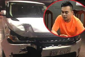 Tài xế Ranger Rover lái xe tháo chạy sau khi tông chết 2 người