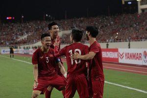 Việt Nam 1-0 Malaysia: Chiến thắng của đẳng cấp