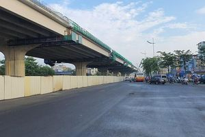 Thông xe đường vành đai 3 dưới thấp đoạn Mai Dịch – Cầu Thăng Long
