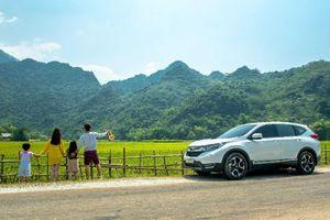 Những lý do khiến Honda CR-V hút khách