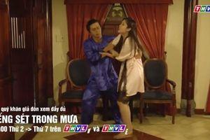'Tiếng sét trong mưa' tập 34: Mẹ kế tiếp tục níu kéo tình cảm với Hai Bình