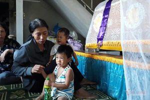 Chồng tai biến mất, vợ bệnh tật bất lực nhìn 2 đứa con thơ thèm đi học